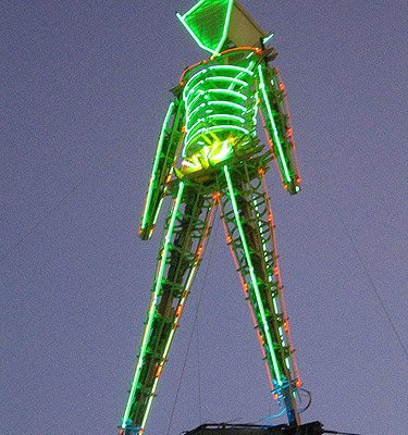 Is Burning Man Kosher?